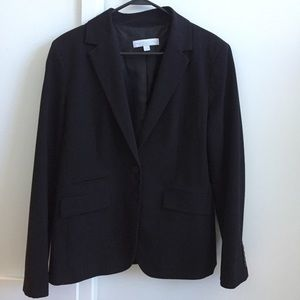 New York & Company black business blazer